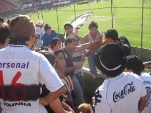 """<h3> Spontanes Wochenende Teil II (mein erstes Fußballspiel!)</h3>    <a href=""""http://www.bennisblog.de/?p=408"""">img_7355</a>"""