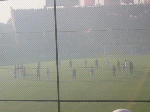 """<h3> Spontanes Wochenende Teil II (mein erstes Fußballspiel!)</h3>    <a href=""""http://www.bennisblog.de/?p=408"""">img_7407</a>"""