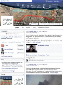 project Gaza, screenshot